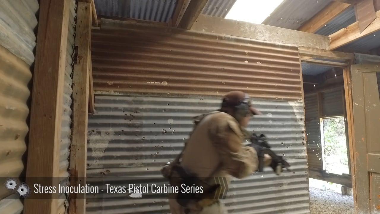 Stress Inoculation – Texas Pistol Carbine Series
